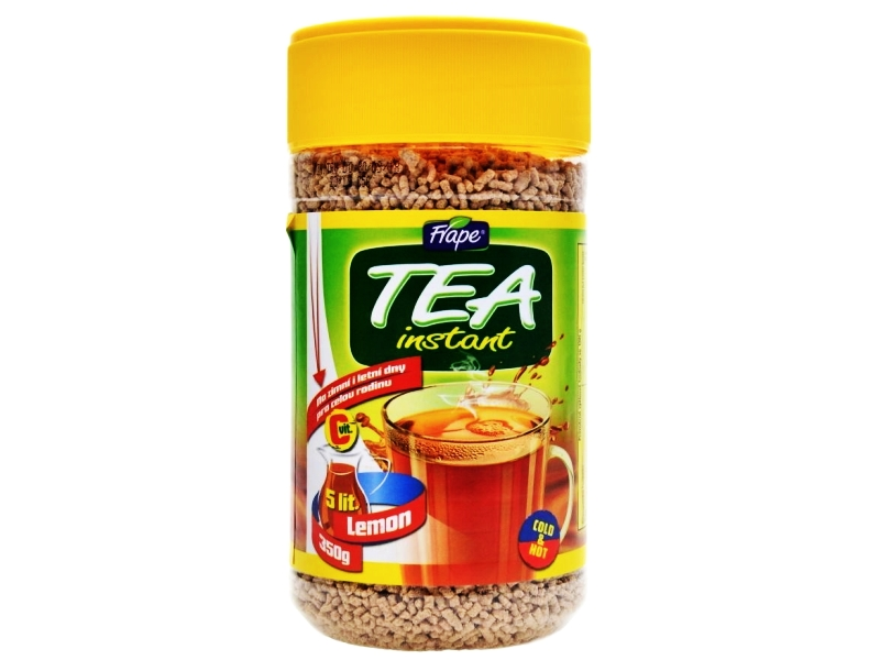Frape Instantí čaj citronový 350g