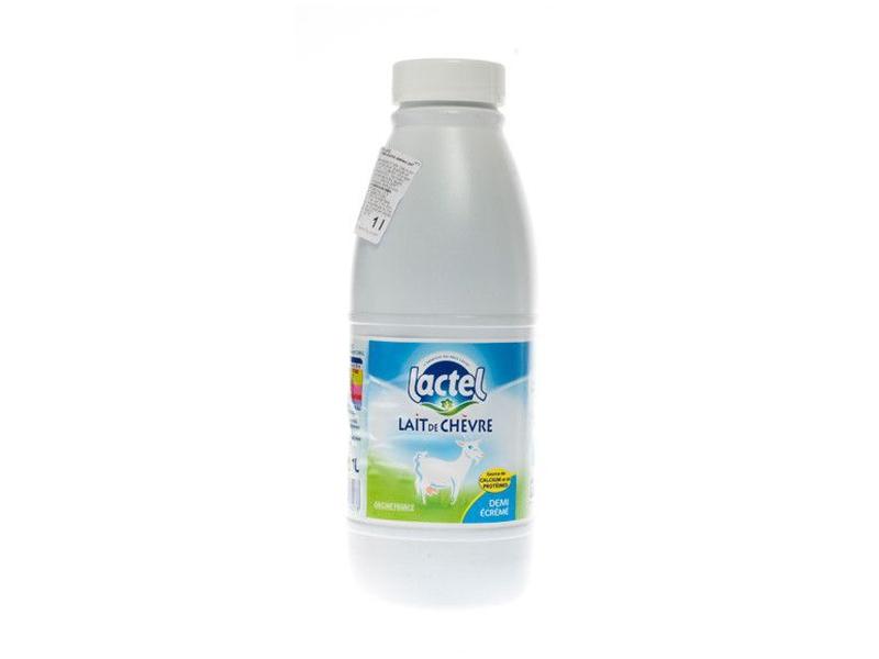 Lactel mléko kozí 1,5% 1l