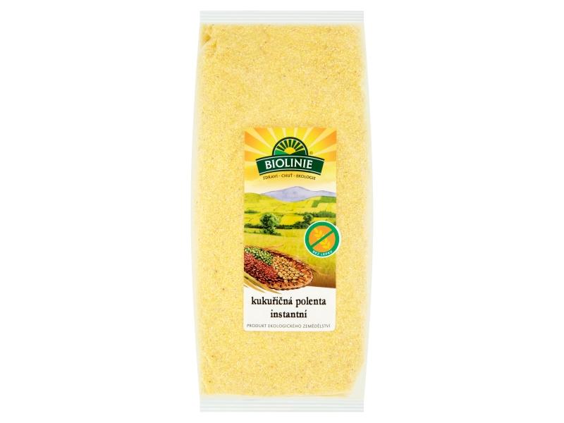 Biolinie Kukuřičná polenta instantní BIO 450g