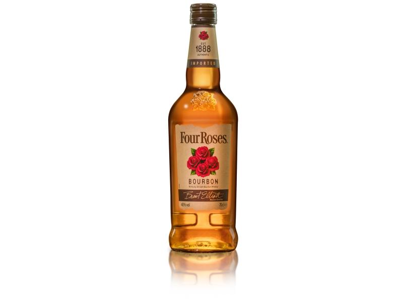 Four Roses Americký bourbon 40%, 700ml