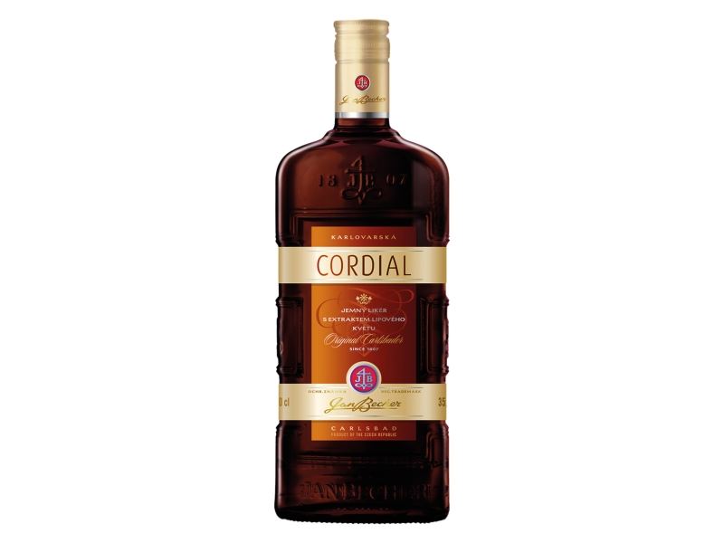 Cordial Likér 35%, 500ml