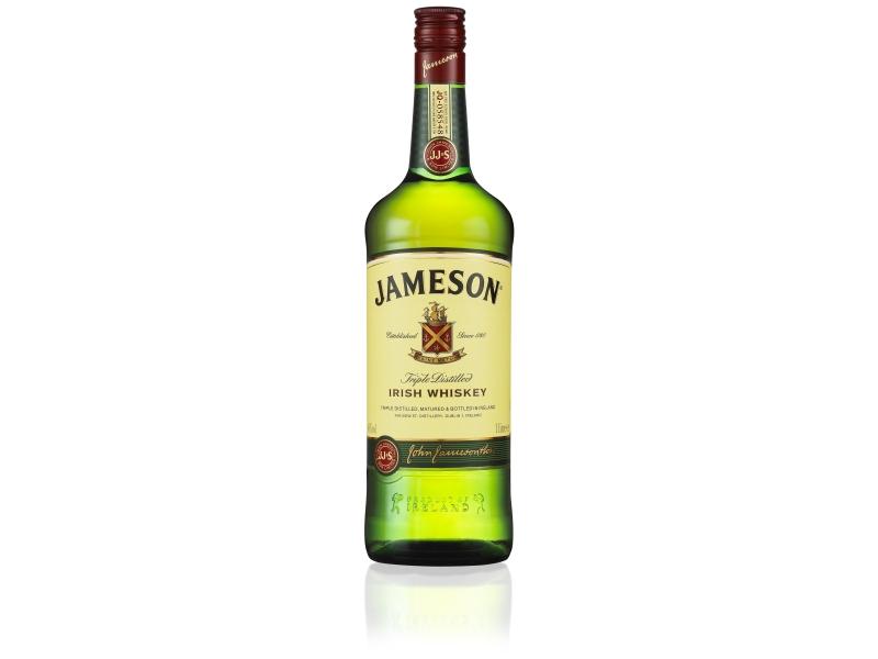Jameson Original Irish Whiskey 40% 1L