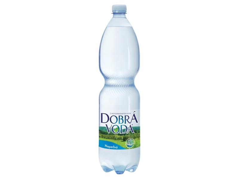 Dobrá voda neperlivá 1,5l