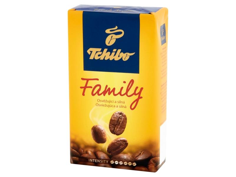 Tchibo Family pražená mletá káva 250g