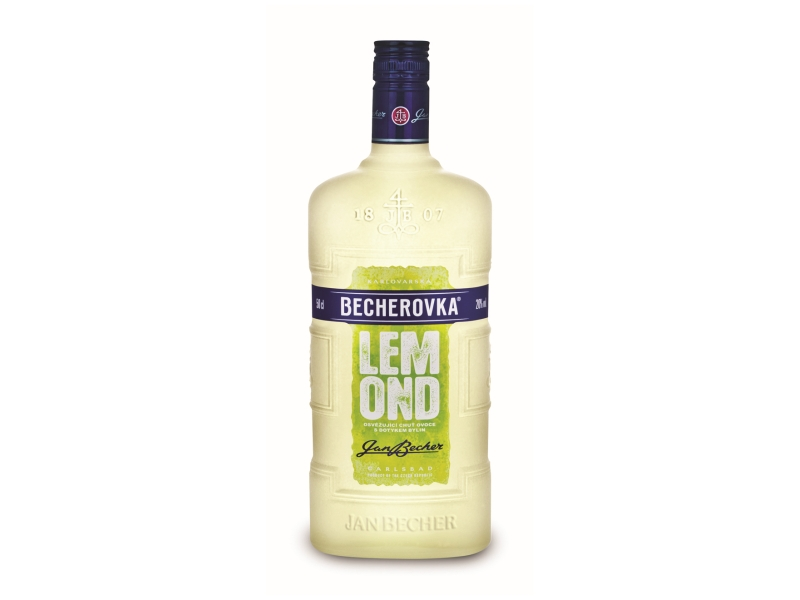 Becherovka Lemond Likér 20%, 500ml