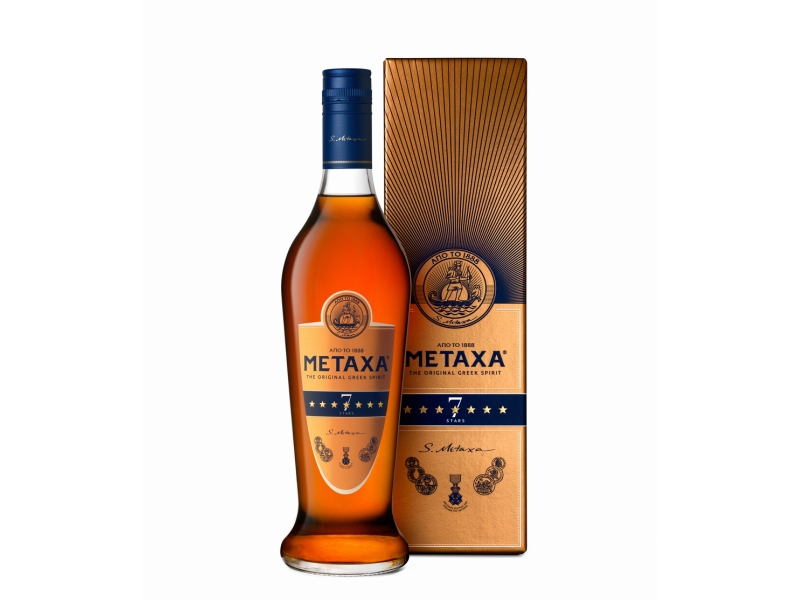Metaxa 7 Star 40% 1L