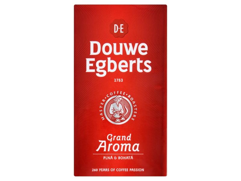 Douwe Egberts Grand Aroma mletá káva 250g