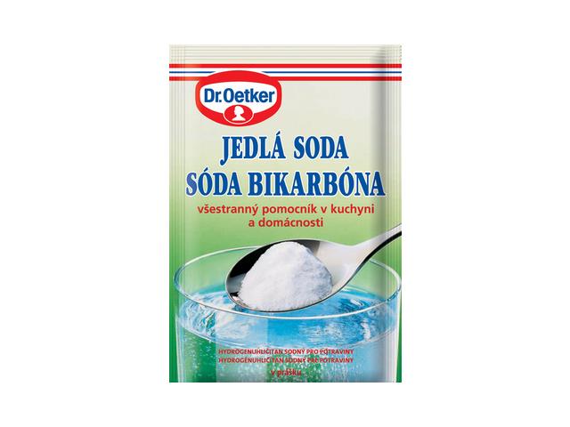 Dr. Oetker Jedlá soda 15g