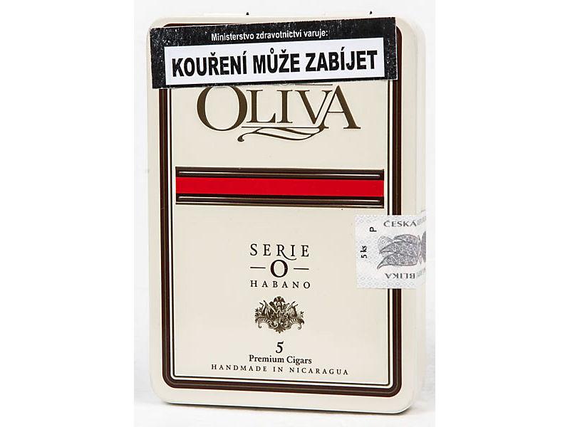 Oliva Cigarillos 5ks