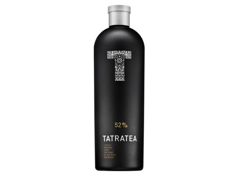 Tatratea Tatranský čaj Original 52% 700ml