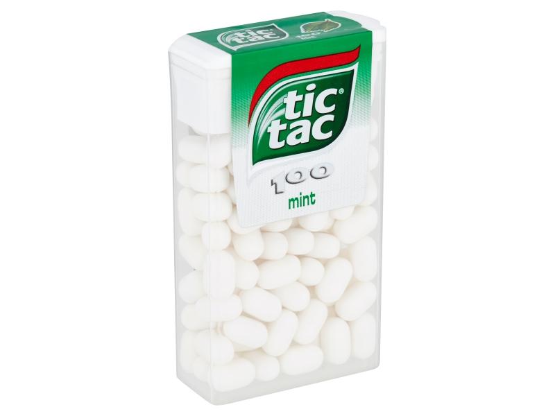 Tic Tac Mint 49g
