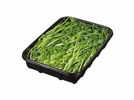 Výhonky hrášek zelený vanička 100g