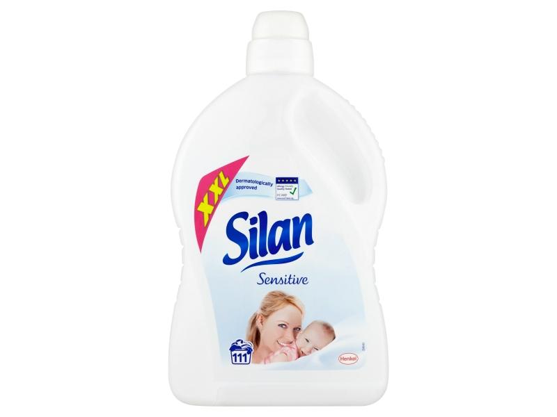 Silan Sensitive aviváž (111 praní) 2775ml
