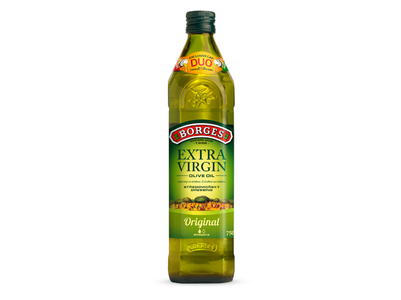 Borges Original olivový olej extra virgin 750ml