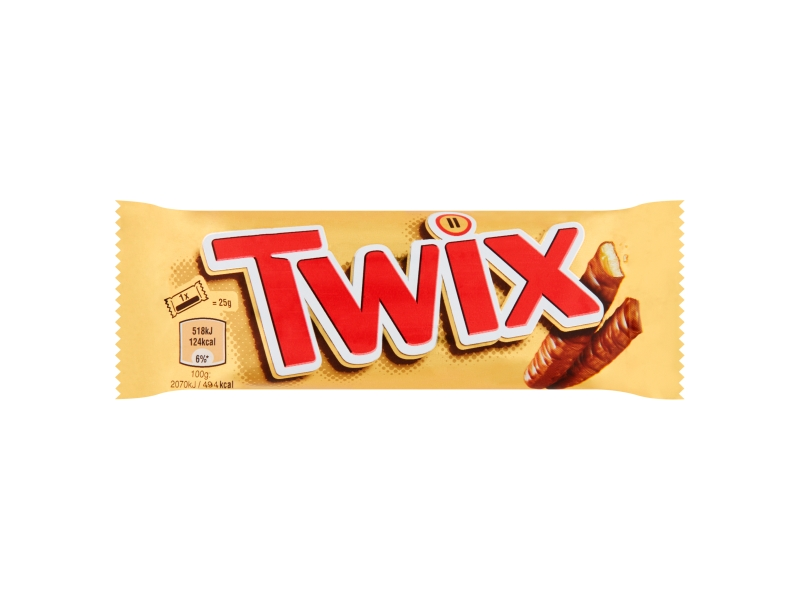 Twix 50g