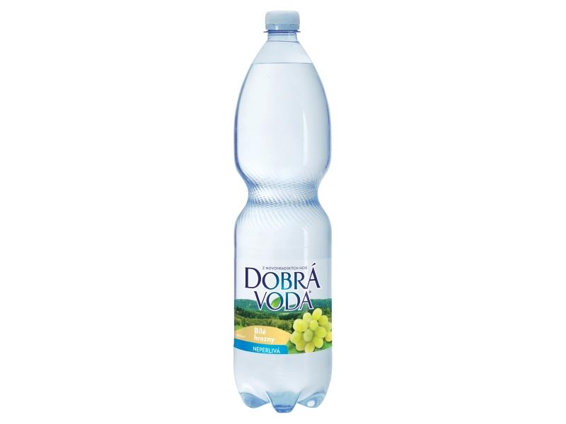 Dobrá voda Bílé hrozno neperlivá 1,5l