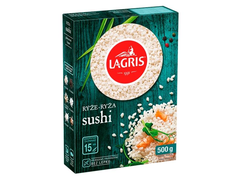 Lagris Rýže sushi 500g