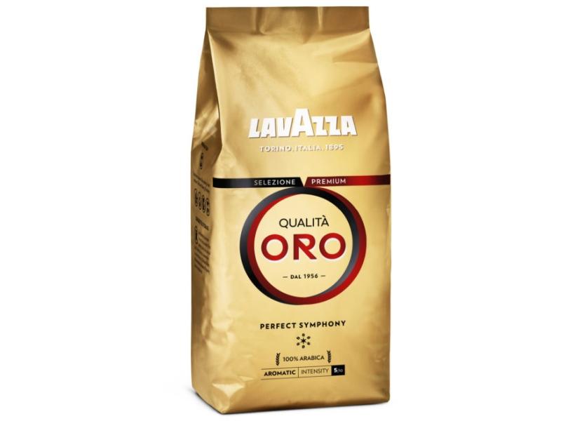 Lavazza Qualità Oro 100% Arabica zrnková káva 500g