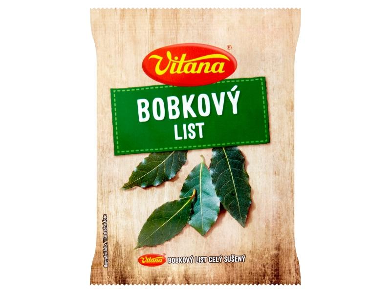 Vitana Bobkový list celý 3g