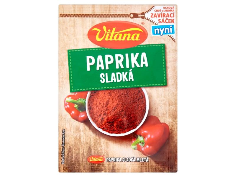 Vitana Paprika sladká mletá 23g
