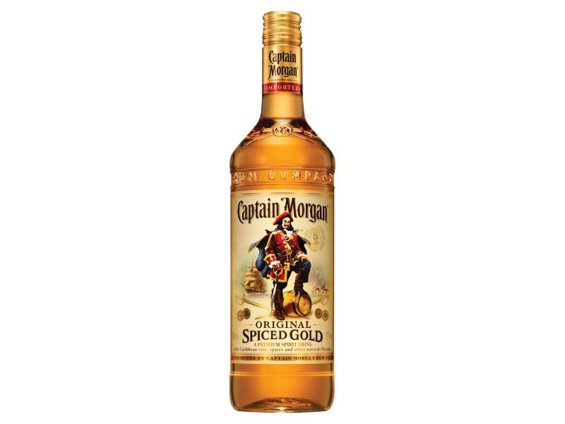 Captain Morgan Original Spiced Gold Rum 35% 500ml