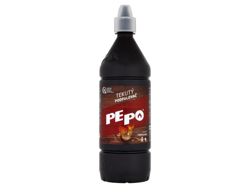 PE-PO Tekutý podpalovač 1l