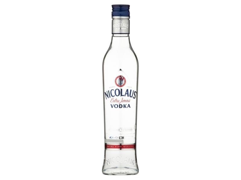Nicolaus Vodka Extra Jemná 38% 500ml