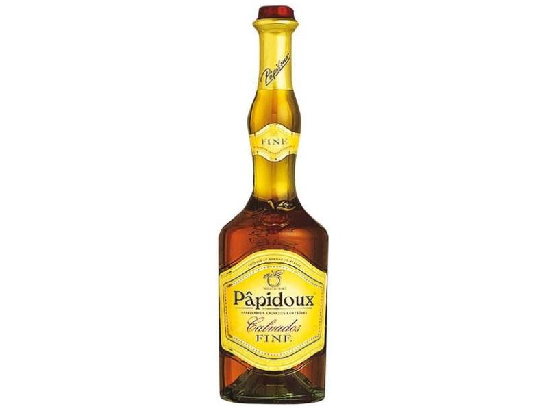 Pâpidoux Calvados Fine 40% 700ml