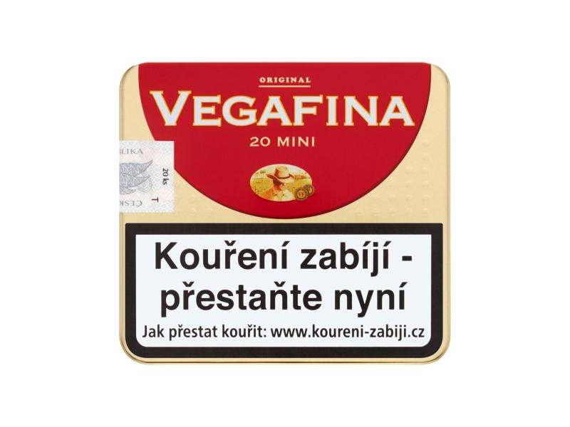Vegafina Mini Original filter 20ks