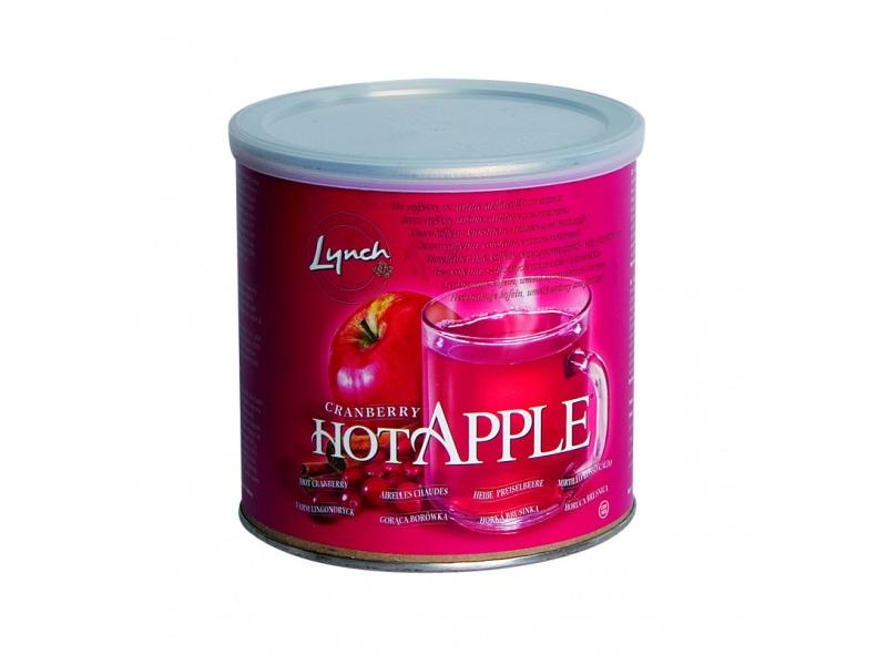 Lynch Hot Apple Horká Brusinka instantní nápoj 553g