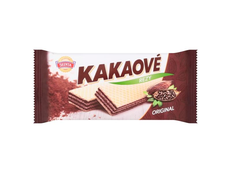 Sedita Original Kakaové řezy 50g