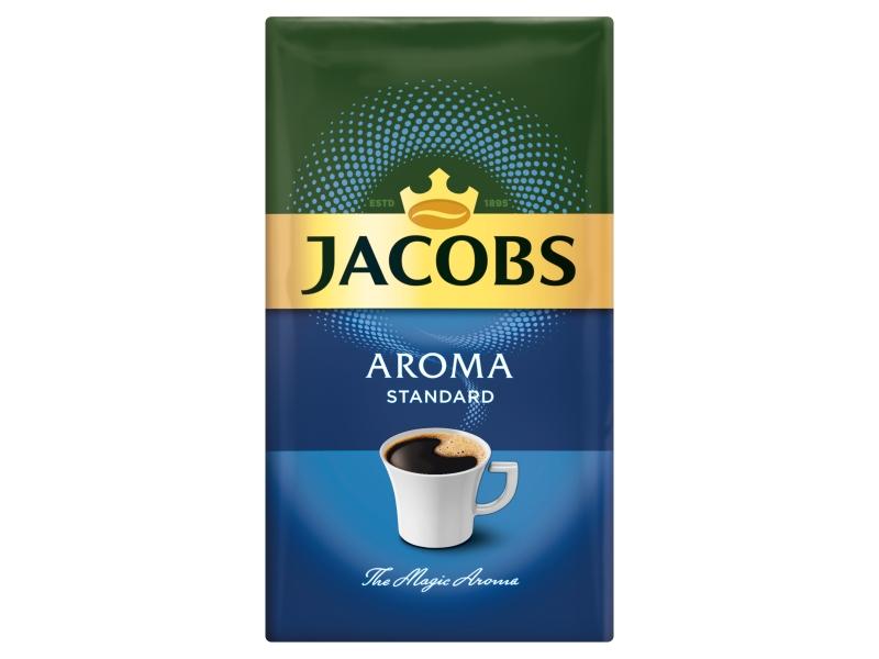 Jacobs Aroma Standard káva pražená mletá 250g