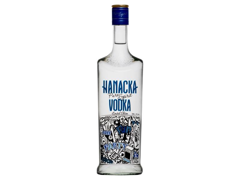 Hanácká vodka 37,5% 0,5l
