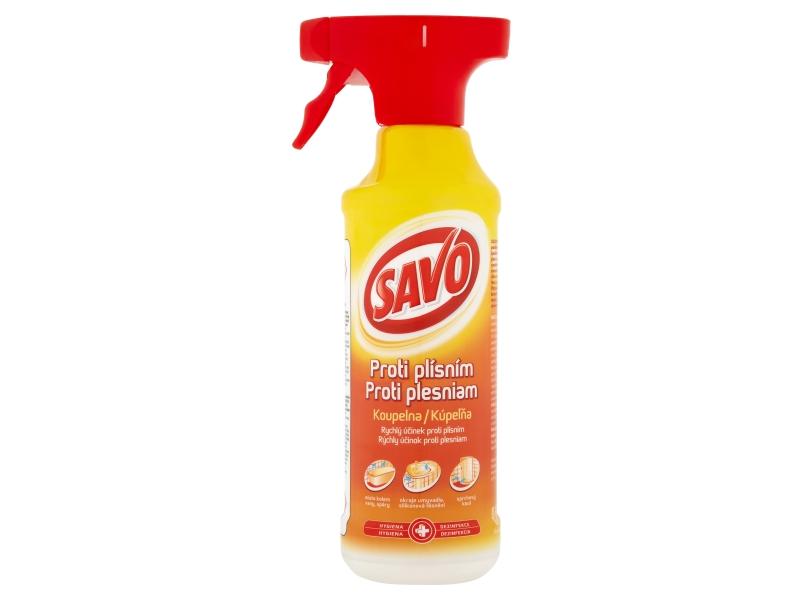 Savo Proti plísním Koupelna 500ml