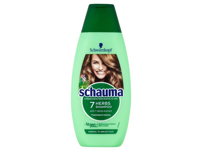 Schauma Šampon 7 bylin 400ml