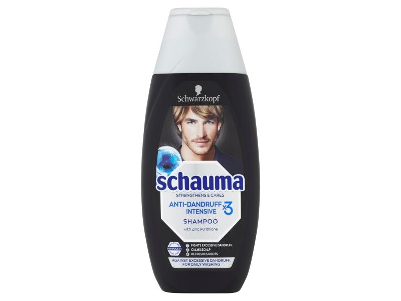Schauma Anti-Dandruff X3 Šampon proti lupům 400ml