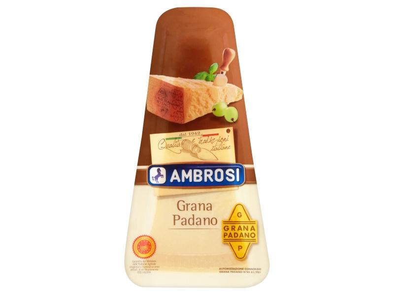 Ambrosi Grana Padano 9měsíční D.O.P. sýr 200g