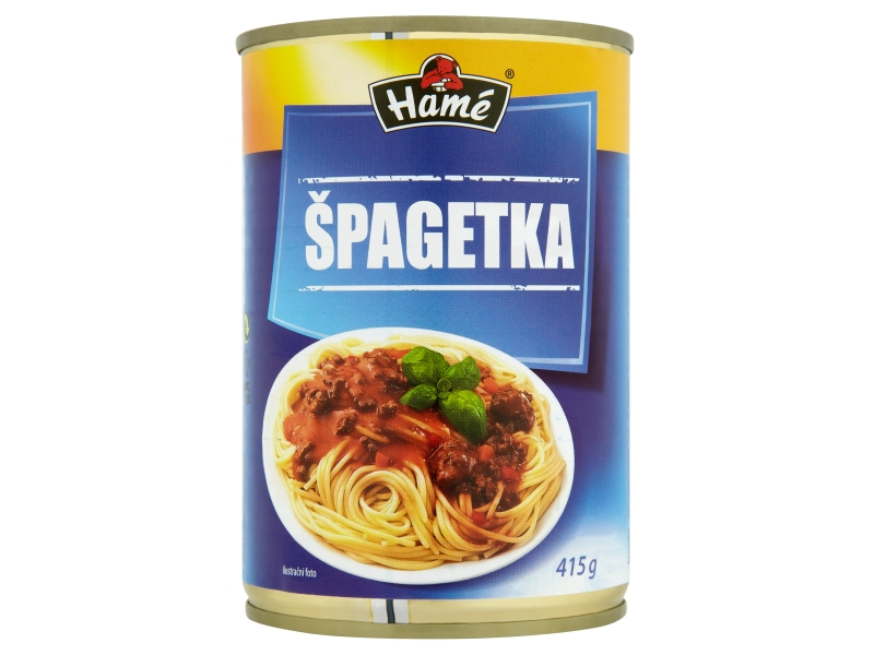 Hamé Špagetka 415g