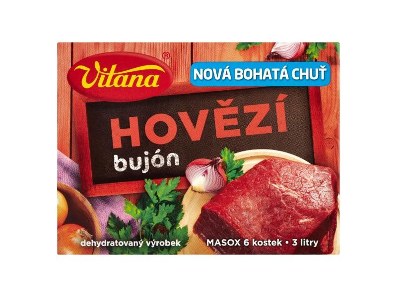 Vitana Hovězí bujón 60g