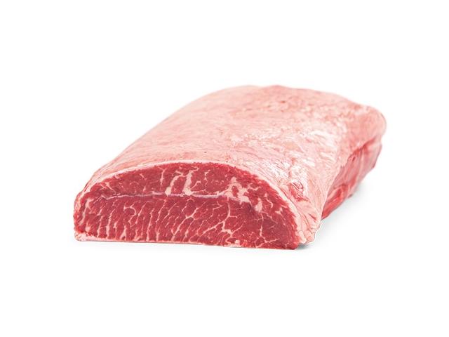 Hovězí zadní - loupaná plec cca 1,5kg