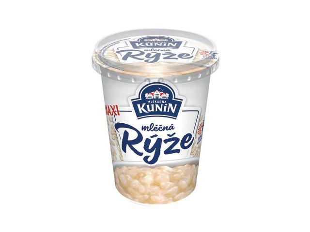 Kunín Mléčná rýže natural MAXI 450g