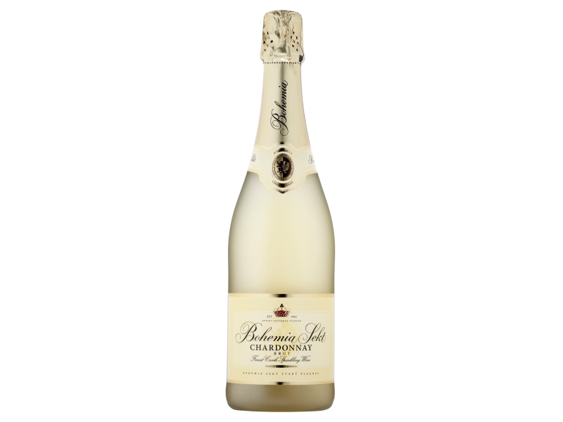 Bohemia Sekt Chardonnay brut 750ml