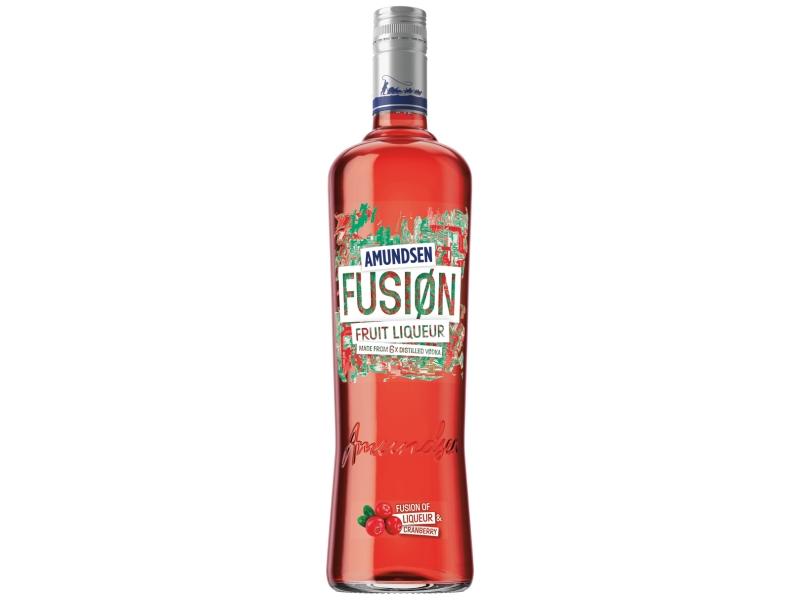 Amundsen Fusion Cranberry ovocný likér 37,5% 1L