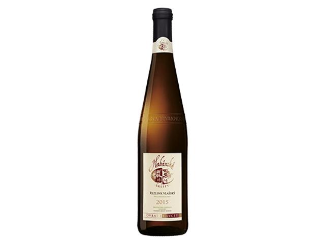 Habánské sklepy Ryzlink vlašský suché bílé víno 750ml