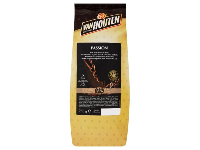Van Houten Horká čokoláda Passion 750g