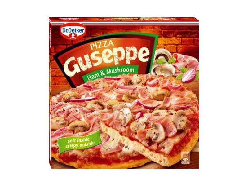 Dr.Oetker Guseppe Pizza šunka+žampiony mraž. 425g