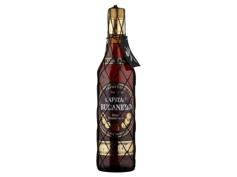 Capitan Bucanero Elixir Dominicano 34%, 700ml