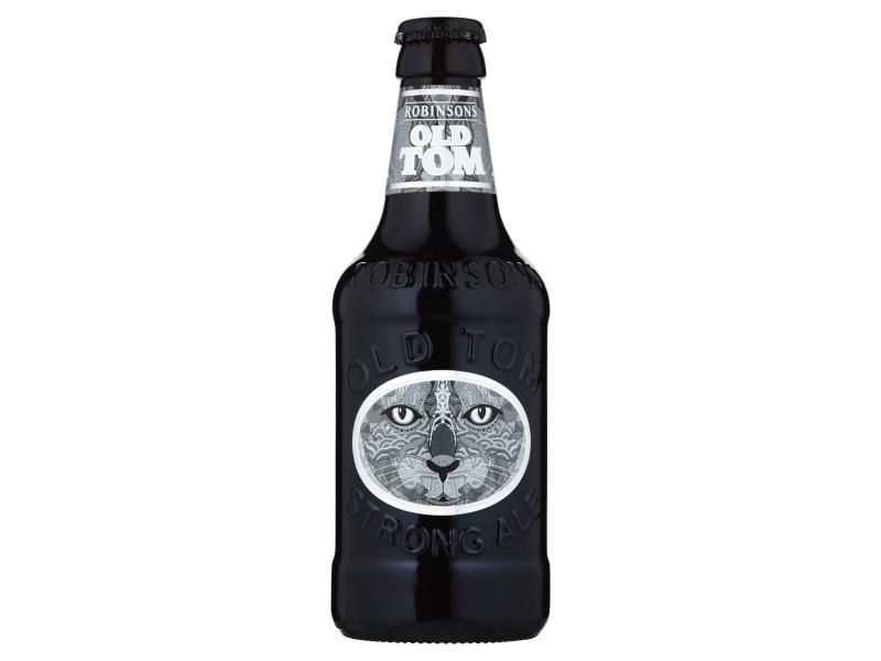 Robinson´s Old Tom tmavé pivo typu Ale 330ml