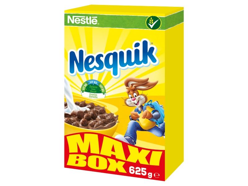NESTLÉ NESQUIK 625g, Maxi box