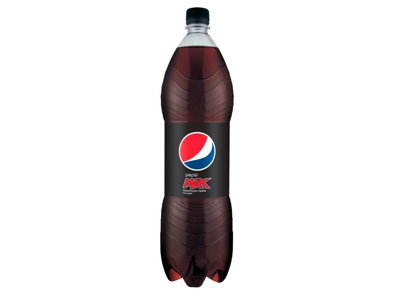 Pepsi Max bez cukru 1,5l